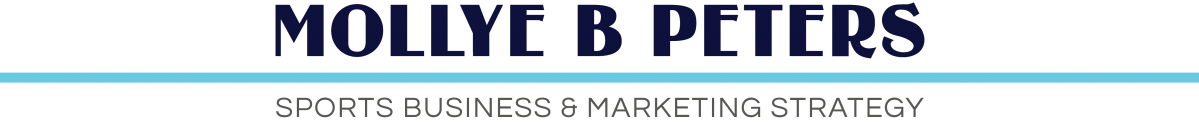 Mollye B Peters | Ms. Sports Marketing