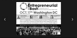 Entrepreneurial Bash | Event Marketing & Social Media