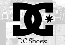 DC Shoes 300x150 bw
