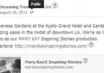 Dreaming Tree Inspiring Stories Mary Kay Inspiring Stories 300x150 bw