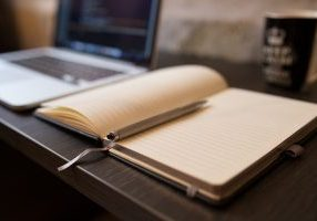 Notebook and laptop image for Terms & Conditions